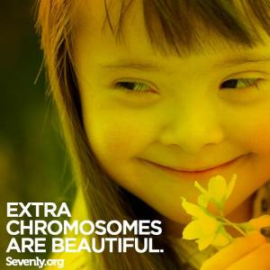 extra chromosomes beautiful