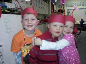 Valentines 2013 - Kindergarten