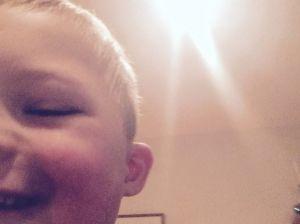 wil star selfie